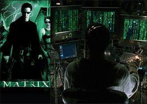 """En la película de Warner Bros. """"The Matrix"""", la nave de Morpheus, el Nabucodonosor, era controlada por varios paneles de control de AMX de distintos tamaños en el puente de mando. Imagen cortesía de Warner Bros."""
