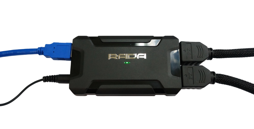 Conversor HDMI a USB RADA